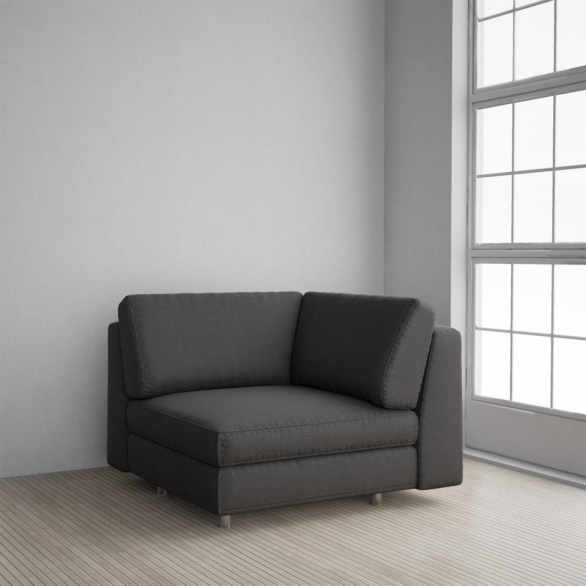 cassina mister sofa module 05 ue4arch. Black Bedroom Furniture Sets. Home Design Ideas