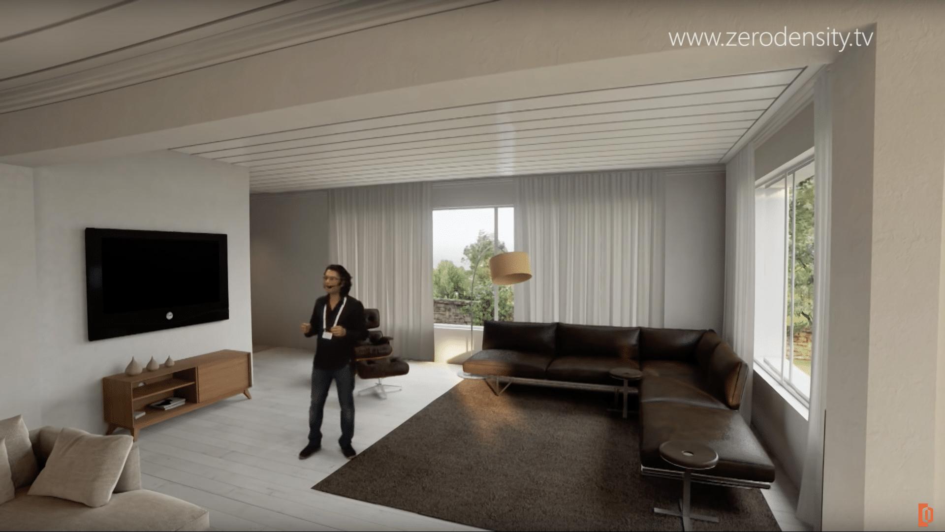 Virtual Car Customizer >> Lake House on IBC 2016 - UE4Arch