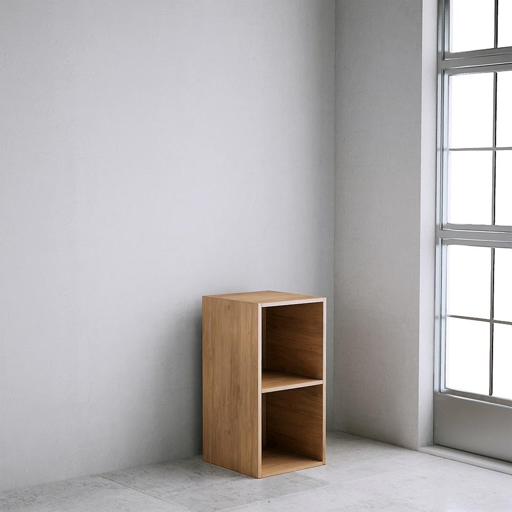 An Wooden Shelves